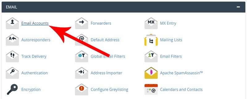 آموزش اتصال اکانت ایمیل هاست سی پنل به جیمیل
