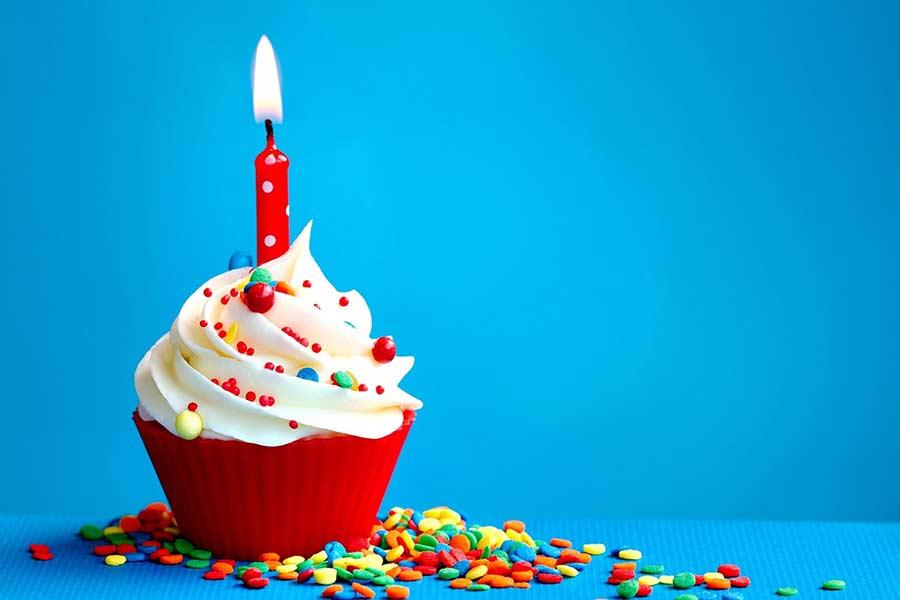 تولد 27 سالگی لینوکس