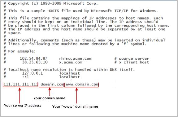مشاهده سایت بدون تغییر DNS