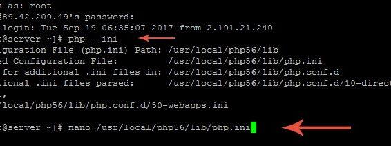 مشکل ارتباط با files.directadmin.com