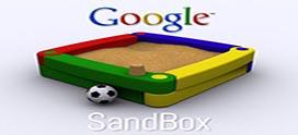 آشنایی با سندباکس گوگل