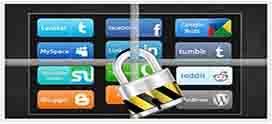 امنیت اطلاعات ما در شبکه های اجتماعی