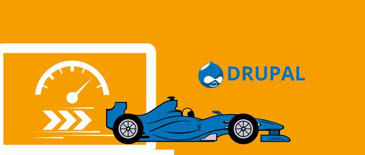 افزایش سرعت سایت دروپال