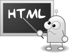 معرفی html